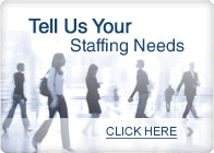 Tell us your Staffing need